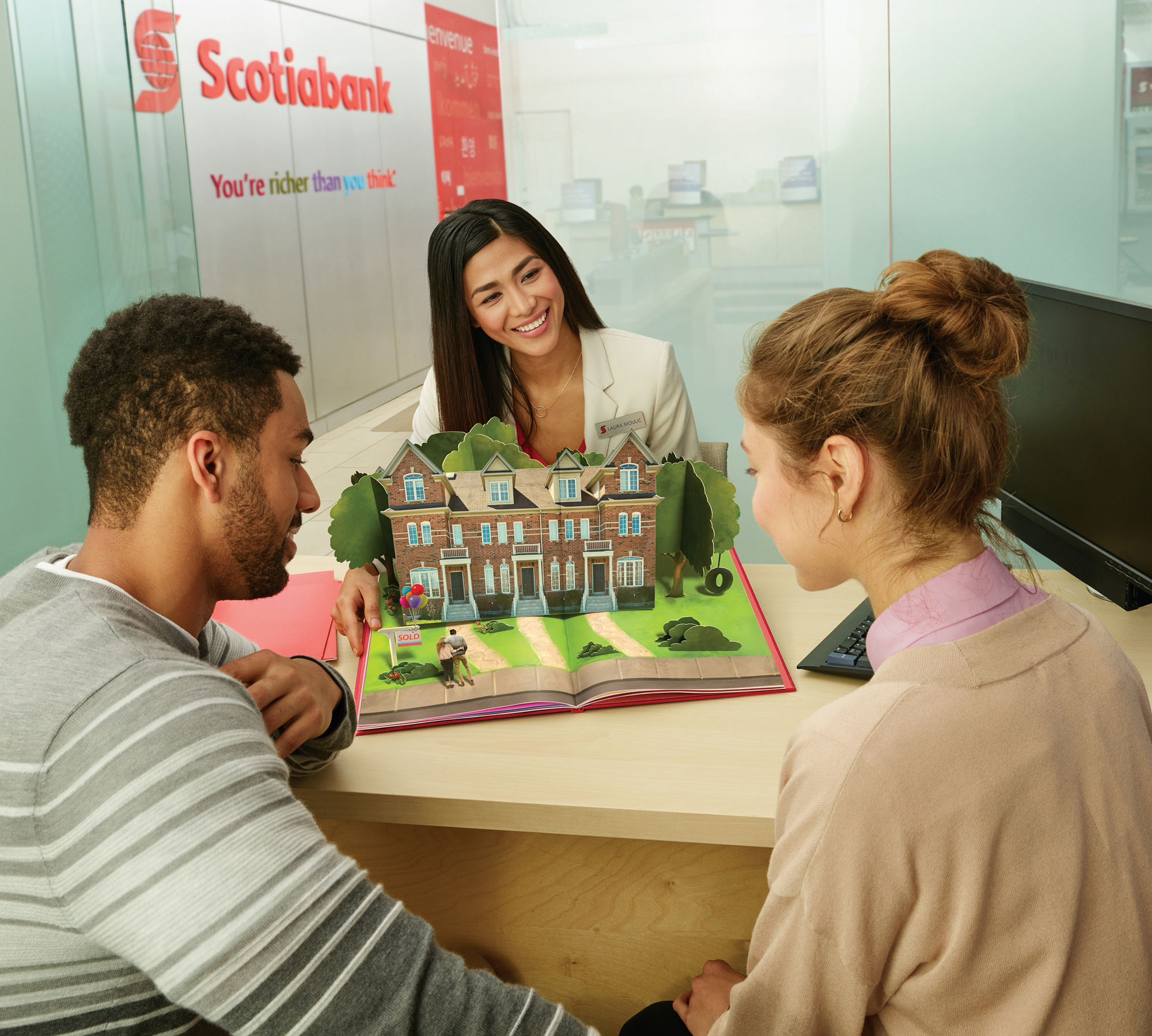 Scotia House Pop-up